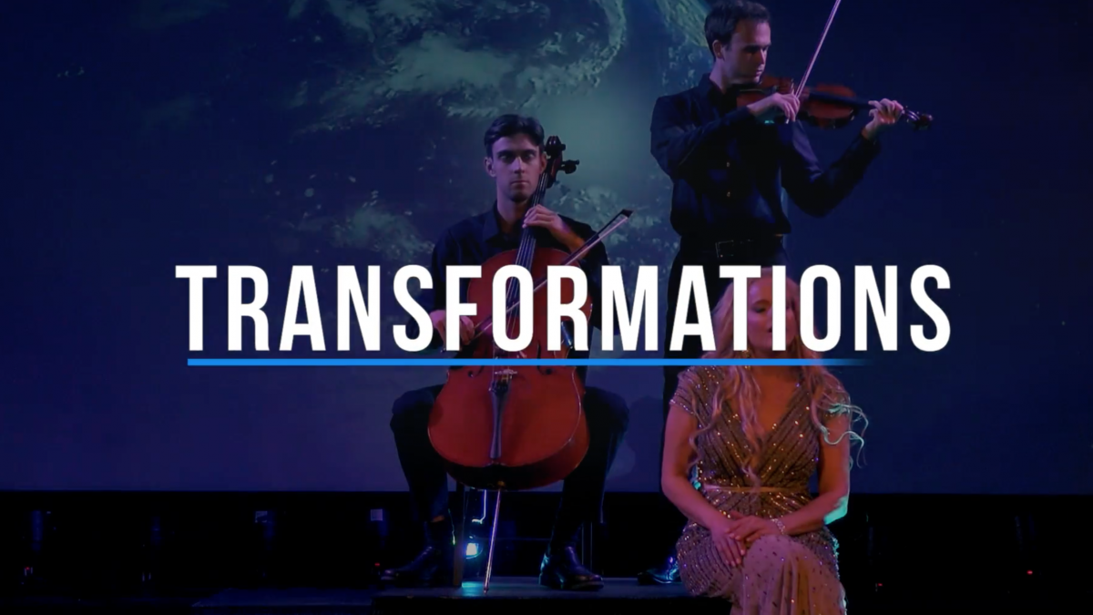 Transformations Live Show Online