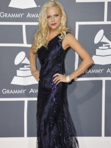 Pop Singer Grammy Awards Performance