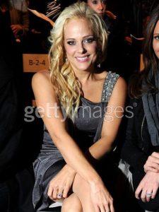 Heather Schmid Grammy Awards Red Carpet