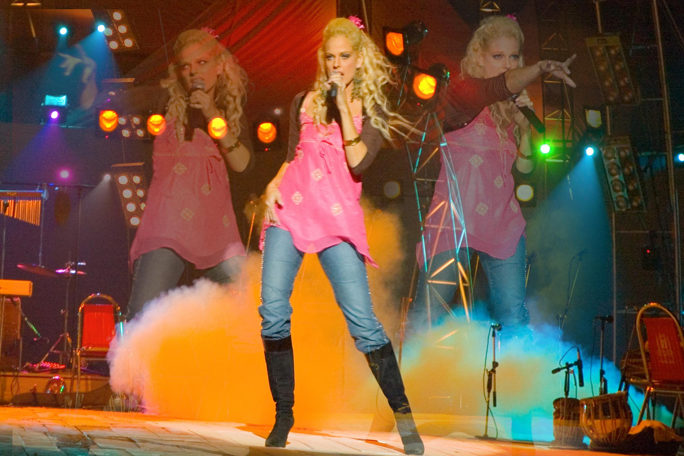 Pop Celebrity Live Shows USA